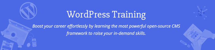 online wordpress training in singapore
